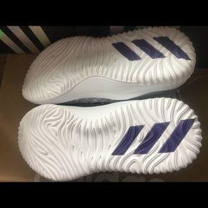 san francisco 80fae 39afe adidas Shoes - Authentic Adidas Dame 4 ( open box, no lid) Sz 10